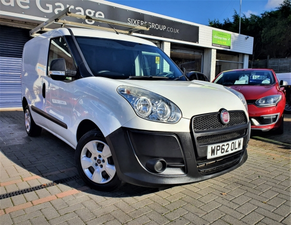 Car For Sale Fiat Doblo - WP62OLW Sixers Group Image #0