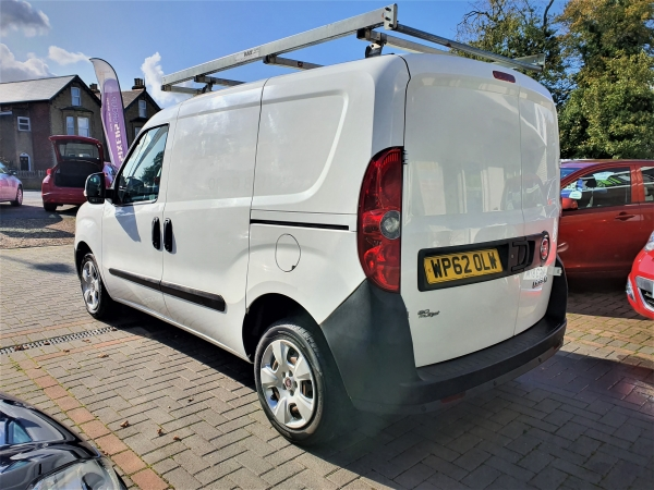 Image of Fiat Doblo Used Car For Sale on the Isle of Wight for Vehicle 7570