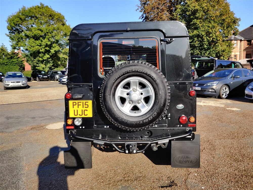 Car For Sale Land Rover 90 Defender - PF15UJC Sixers Group Image #3