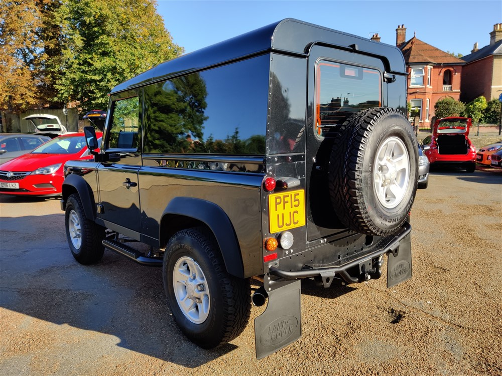 Car For Sale Land Rover 90 Defender - PF15UJC Sixers Group Image #4