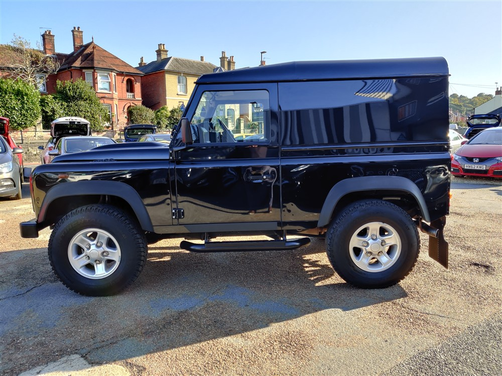 Car For Sale Land Rover 90 Defender - PF15UJC Sixers Group Image #5