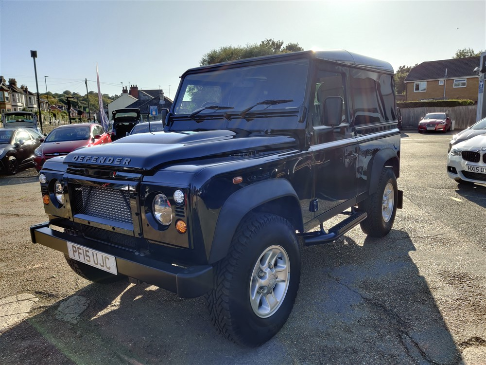 Car For Sale Land Rover 90 Defender - PF15UJC Sixers Group Image #6