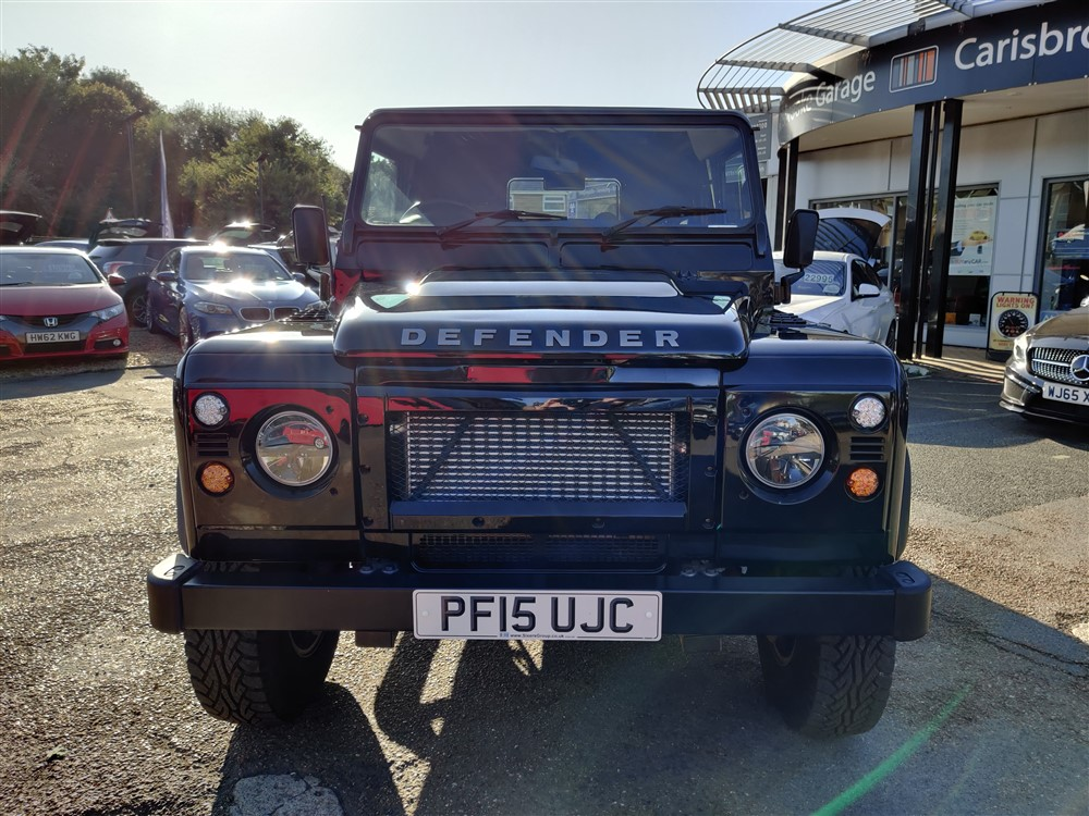 Car For Sale Land Rover 90 Defender - PF15UJC Sixers Group Image #7