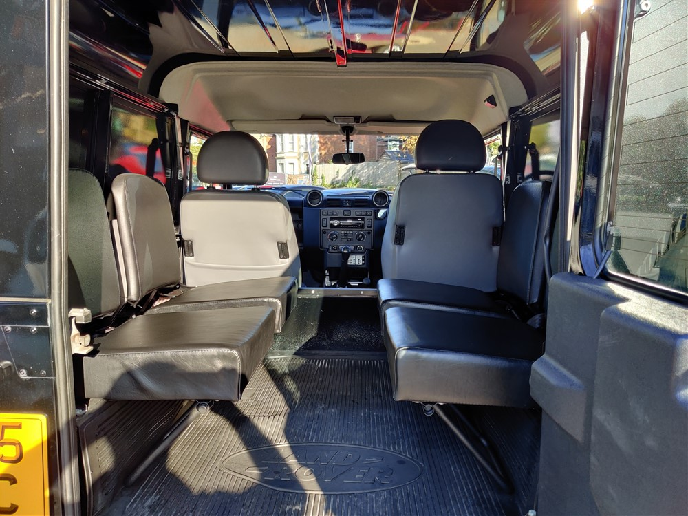 Car For Sale Land Rover 90 Defender - PF15UJC Sixers Group Image #11