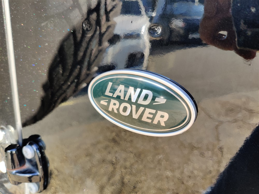 Image of Land Rover 90 Defender Used Car For Sale on the Isle of Wight for Vehicle 7571