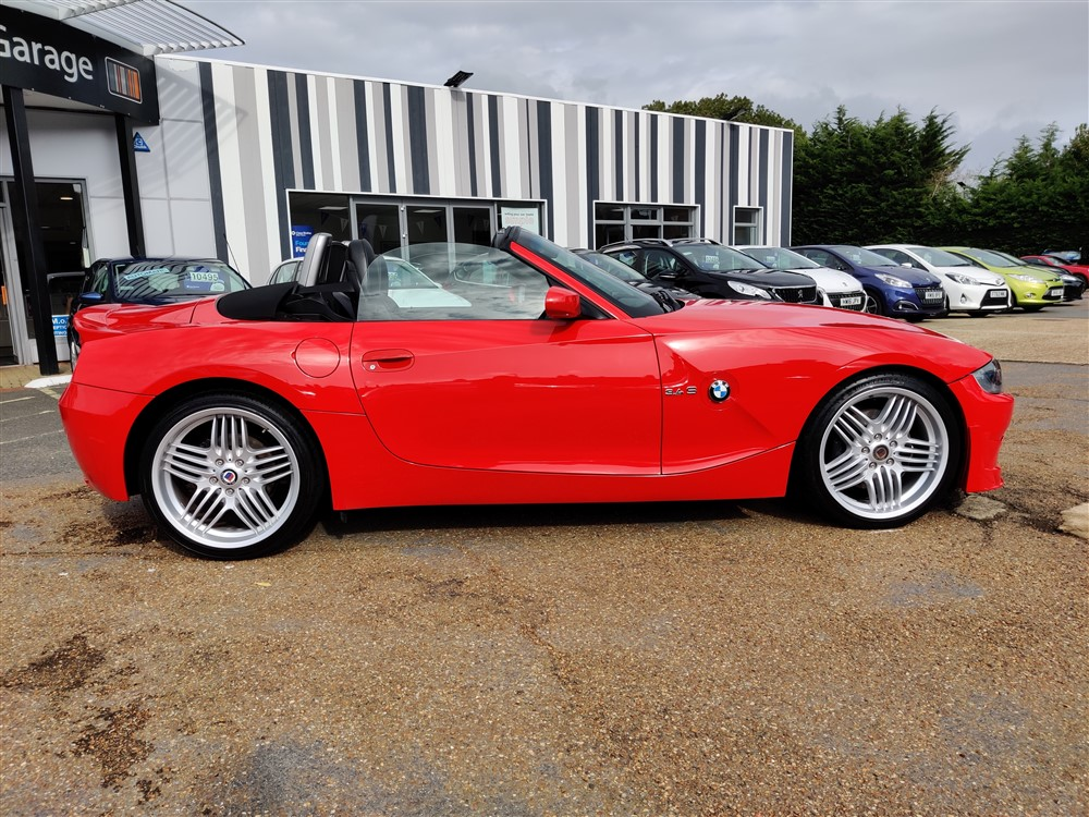 Car For Sale Alpina Roadster S - FJ05NGX Sixers Group Image #1