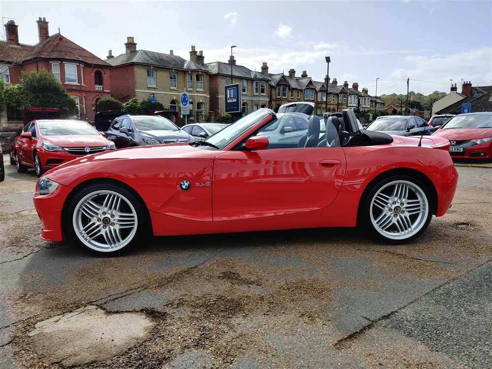 Car For Sale Alpina Roadster S - FJ05NGX Sixers Group Image #5
