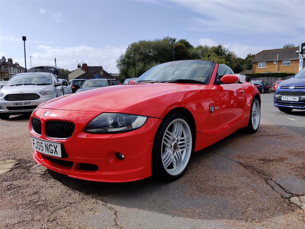 Car For Sale Alpina Roadster S - FJ05NGX Sixers Group Image #6