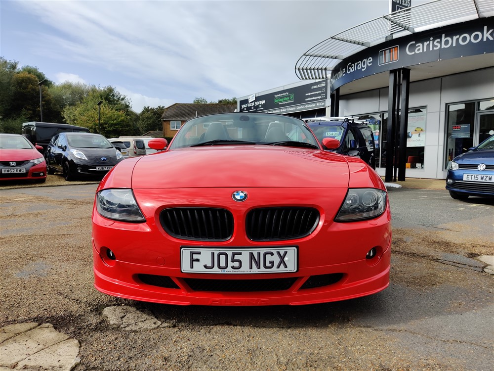 Car For Sale Alpina Roadster S - FJ05NGX Sixers Group Image #7