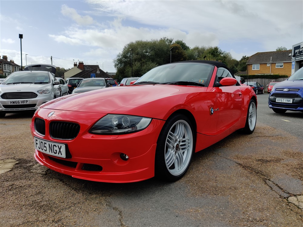 Car For Sale Alpina Roadster S - FJ05NGX Sixers Group Image #29