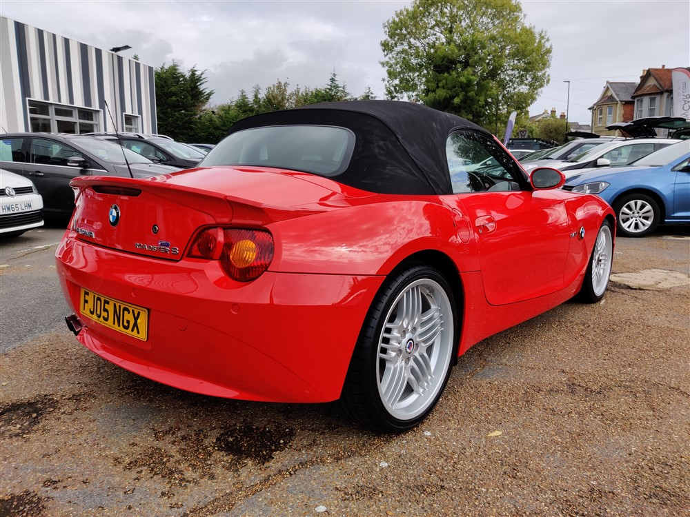 Car For Sale Alpina Roadster S - FJ05NGX Sixers Group Image #32
