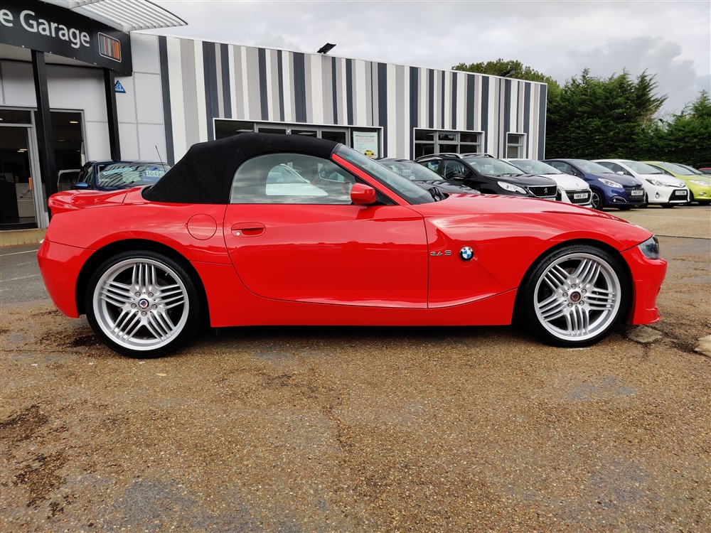 Car For Sale Alpina Roadster S - FJ05NGX Sixers Group Image #34