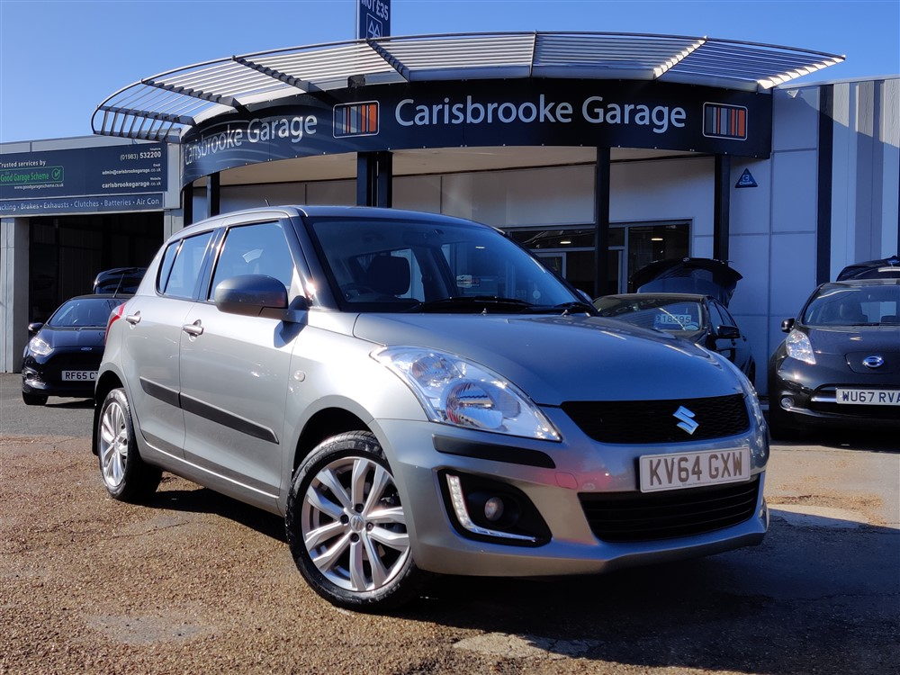 Image of Suzuki Swift Used Car For Sale on the Isle of Wight for Vehicle 7582