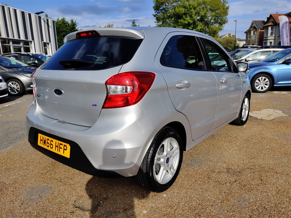Car For Sale Ford KA+ - HW66HFP Sixers Group Image #2
