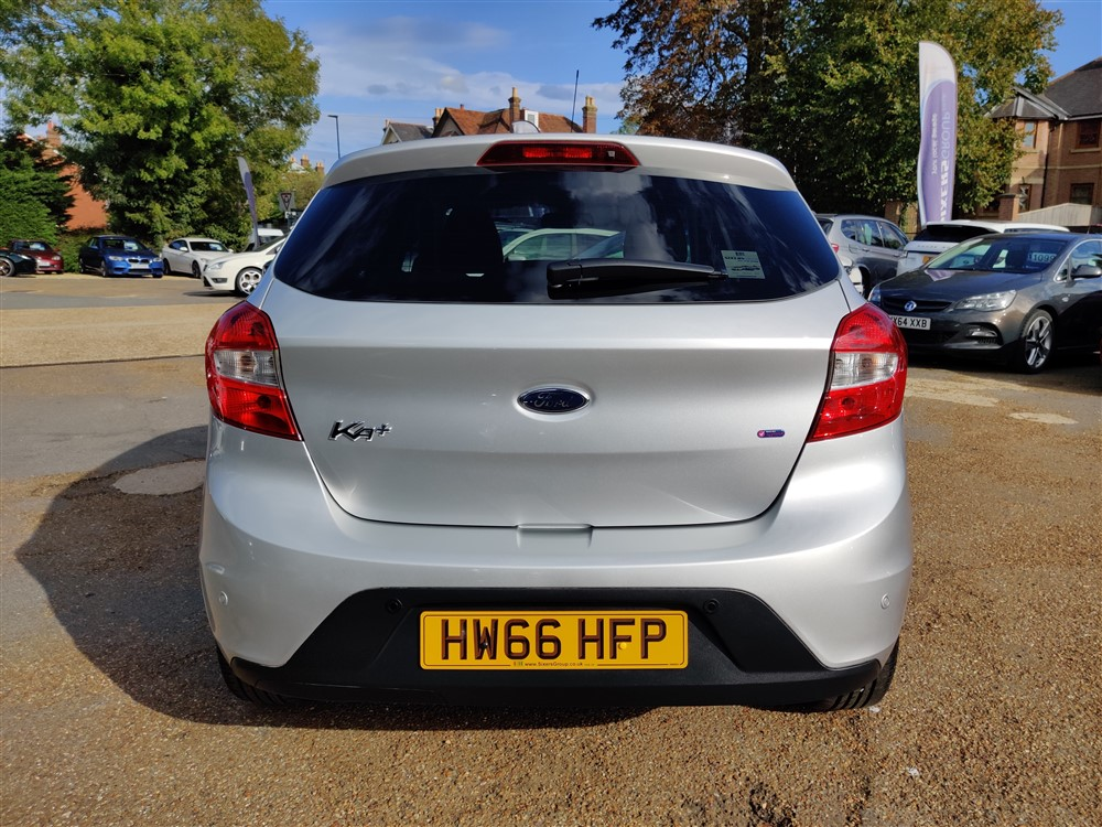 Car For Sale Ford KA+ - HW66HFP Sixers Group Image #3