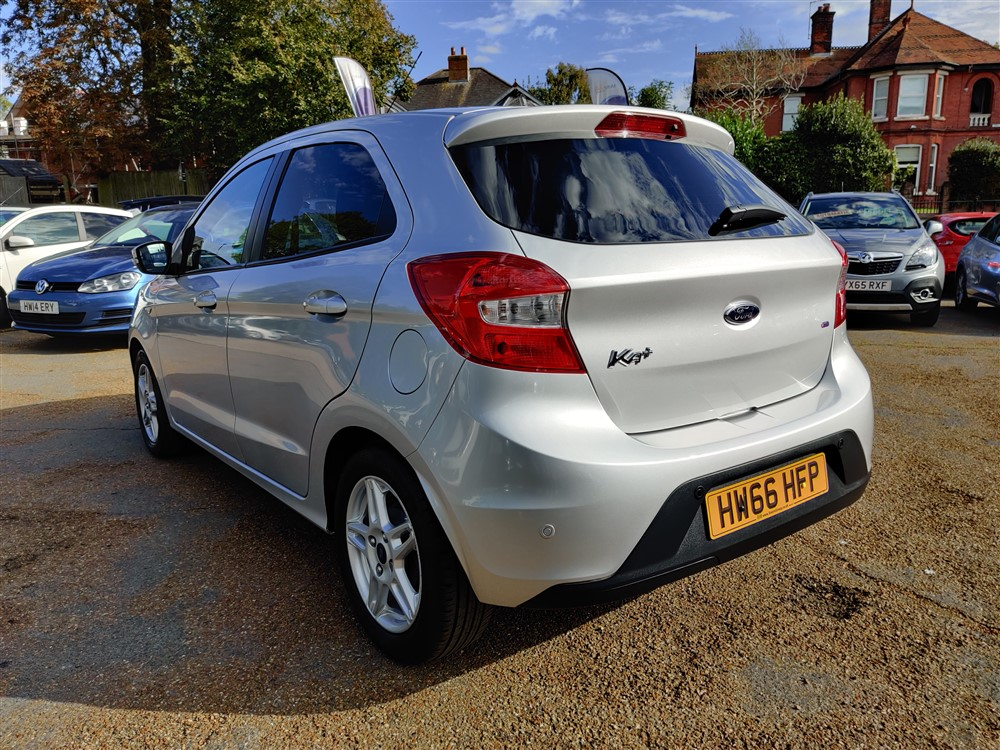 Car For Sale Ford KA+ - HW66HFP Sixers Group Image #4