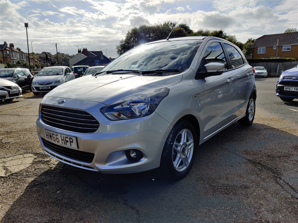 Image of Ford KA+ Used Car For Sale on the Isle of Wight for Vehicle 7585