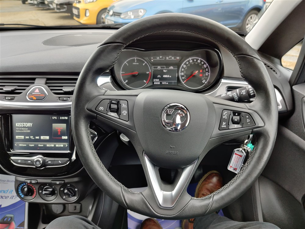 Image of Vauxhall Corsa Used Car For Sale on the Isle of Wight for Vehicle 7588