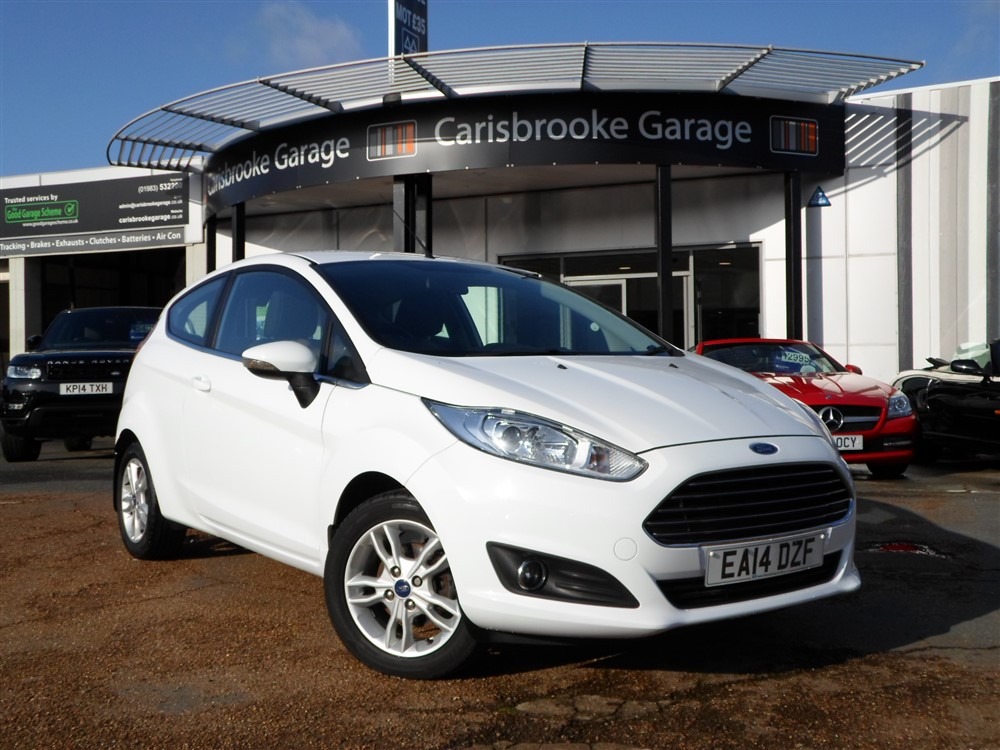 Car For Sale Ford Fiesta - EA14DZF Sixers Group Image #0