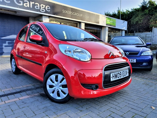 Image of Citroen C1 Used Car For Sale on the Isle of Wight for Vehicle 7595
