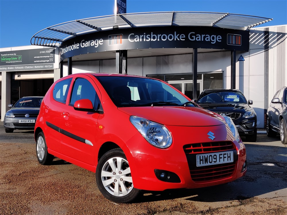 Image of Suzuki Alto Used Car For Sale on the Isle of Wight for Vehicle 7600