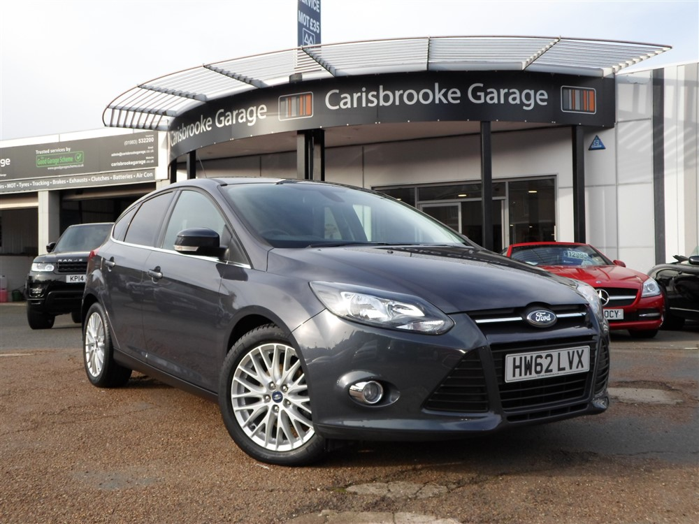 Image of Ford Focus Used Car For Sale on the Isle of Wight for Vehicle 7601