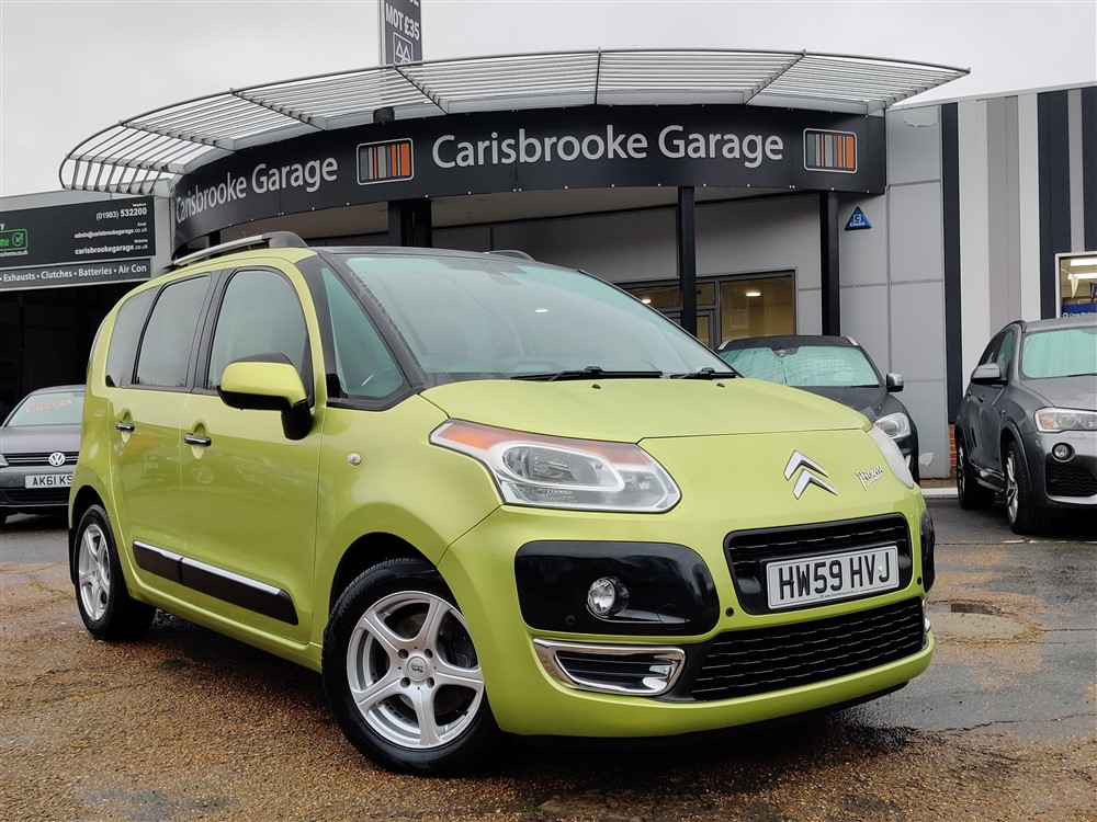 Image of Citroen C3 Picasso Used Car For Sale on the Isle of Wight for Vehicle 7604