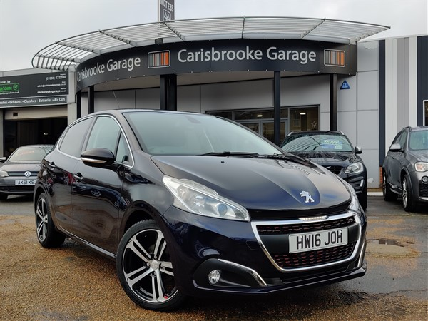 Image of Peugeot 208 Used Car For Sale on the Isle of Wight for Vehicle 7610