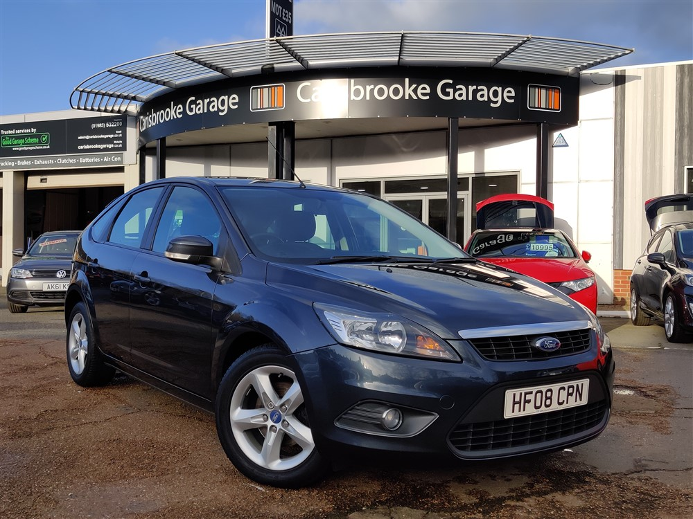 Image of Ford Focus Used Car For Sale on the Isle of Wight for Vehicle 7613