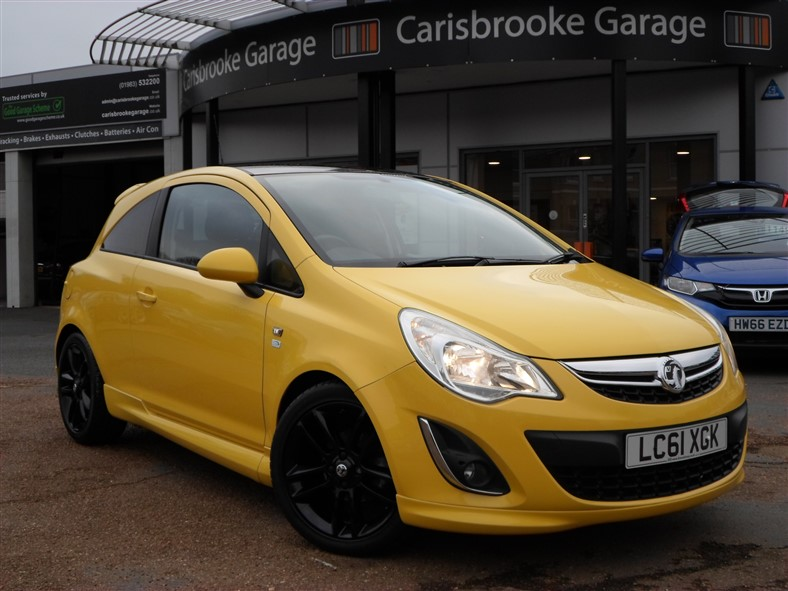 Image of Vauxhall Corsa Used Car For Sale on the Isle of Wight for Vehicle 7621