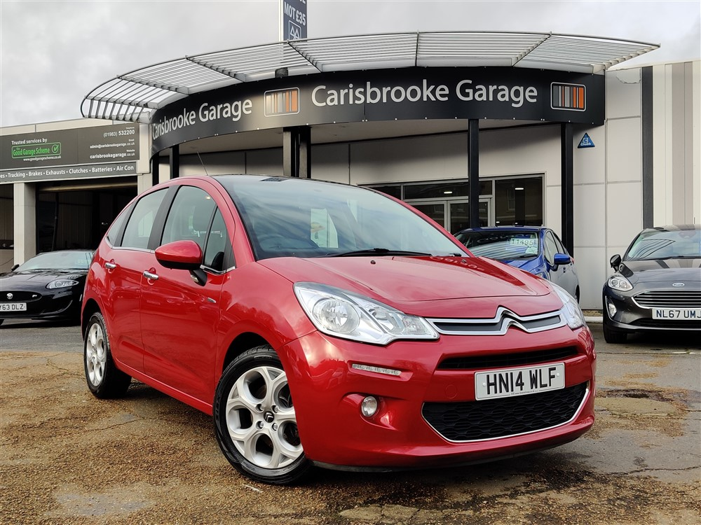 Image of Citroen C3 Used Car For Sale on the Isle of Wight for Vehicle 7633