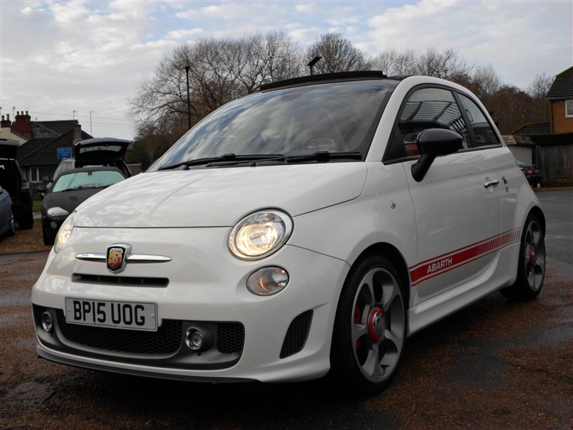Car For Sale Abarth 595C - BP15UOG Sixers Group Image #6