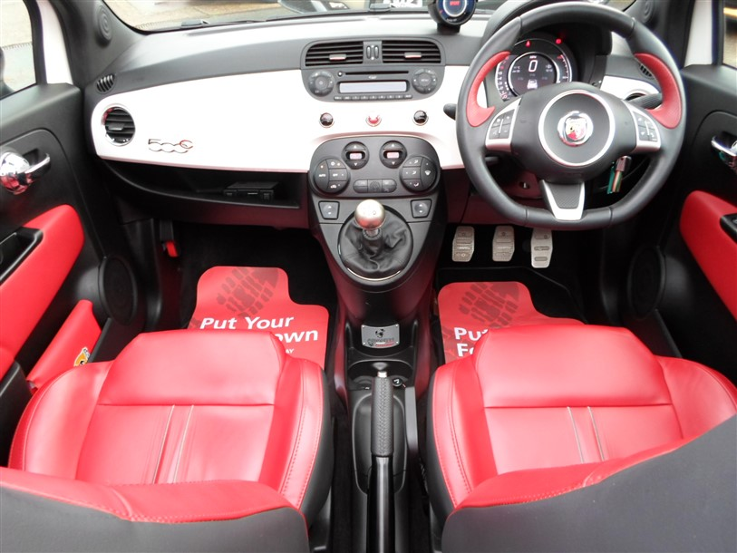 Car For Sale Abarth 595C - BP15UOG Sixers Group Image #15
