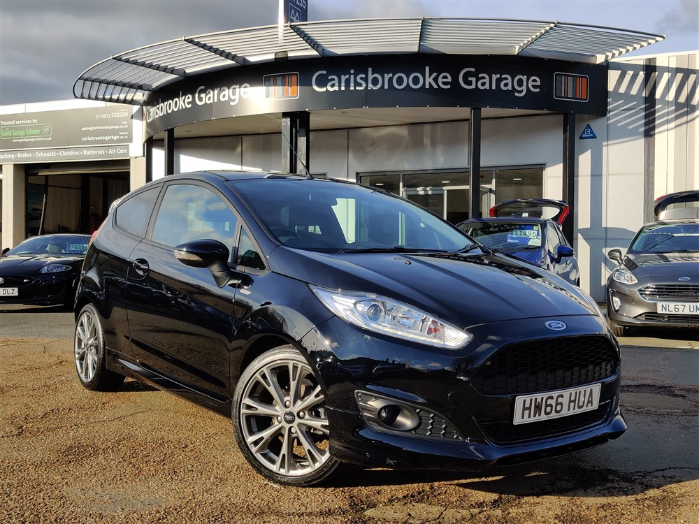 Image of Ford Fiesta Used Car For Sale on the Isle of Wight for Vehicle 7638