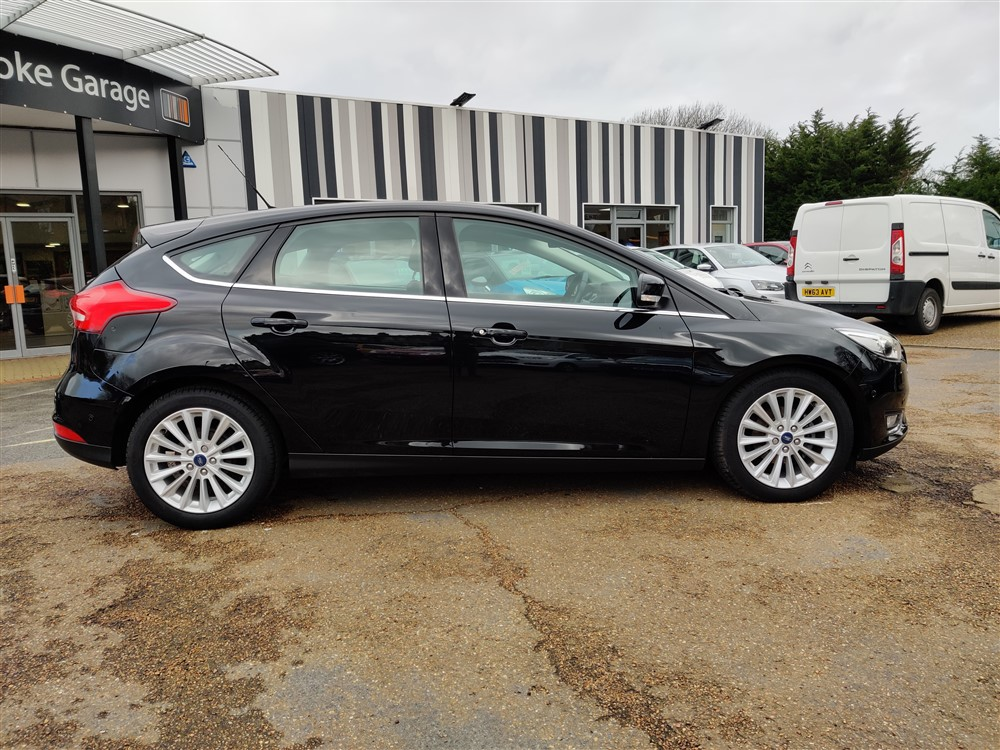 Car For Sale Ford Focus - HW66LGD Sixers Group Image #1