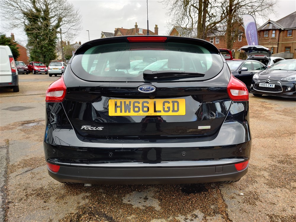 Car For Sale Ford Focus - HW66LGD Sixers Group Image #3
