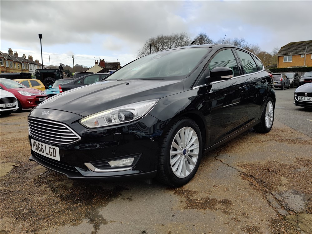 Car For Sale Ford Focus - HW66LGD Sixers Group Image #6