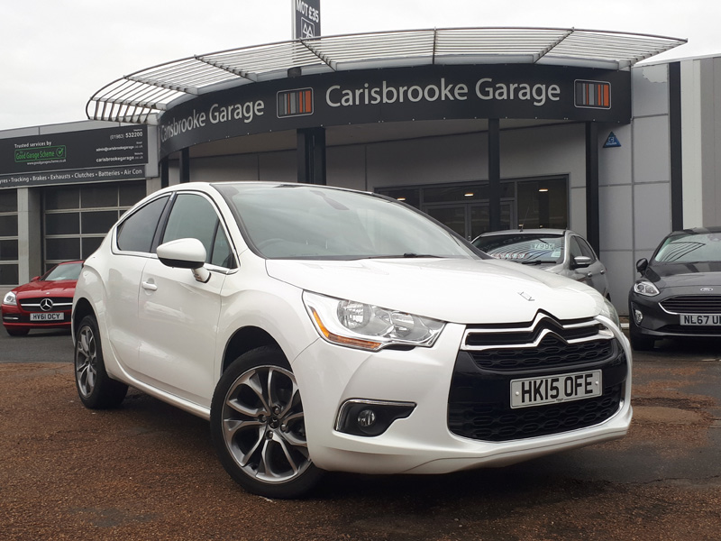Image of DS DS 4 Used Car For Sale on the Isle of Wight for Vehicle 7656