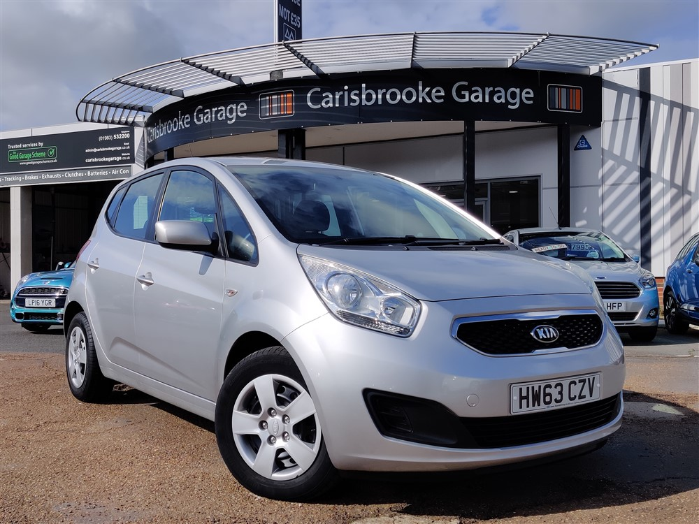 Car For Sale Kia Venga - HW63CZV Sixers Group Image #0