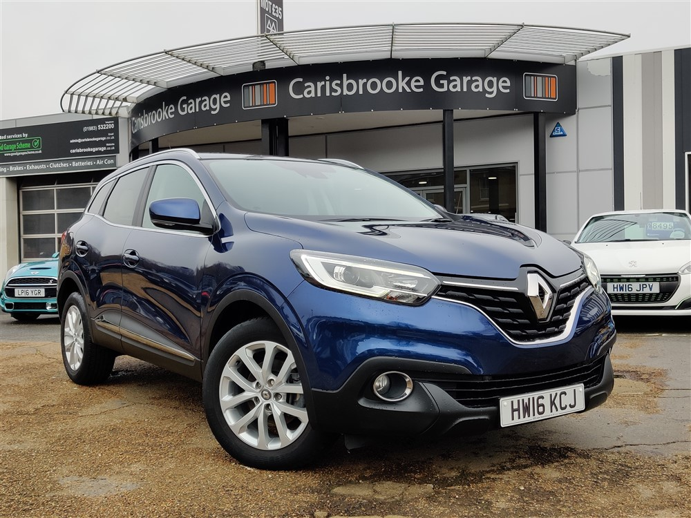 Image of Renault Kadjar Used Car For Sale on the Isle of Wight for Vehicle 7679