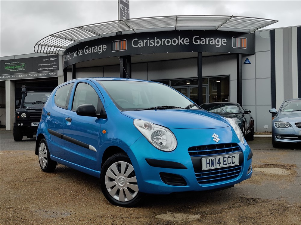 Image of Suzuki Alto Used Car For Sale on the Isle of Wight for Vehicle 7683