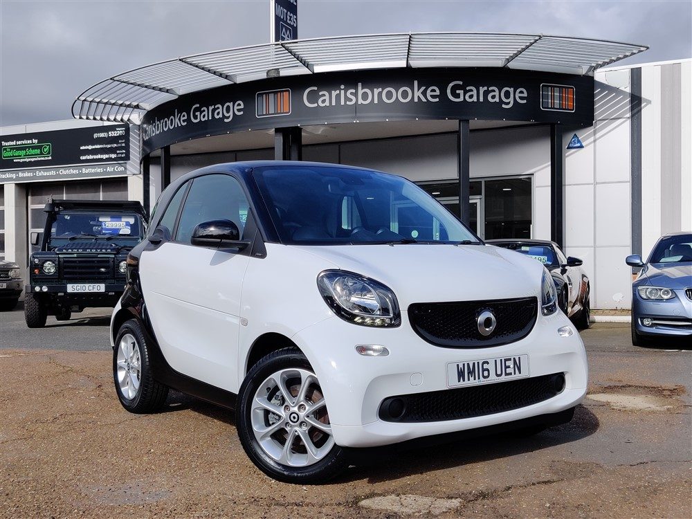 Image of Smart FORTWO Used Car For Sale on the Isle of Wight for Vehicle 7684