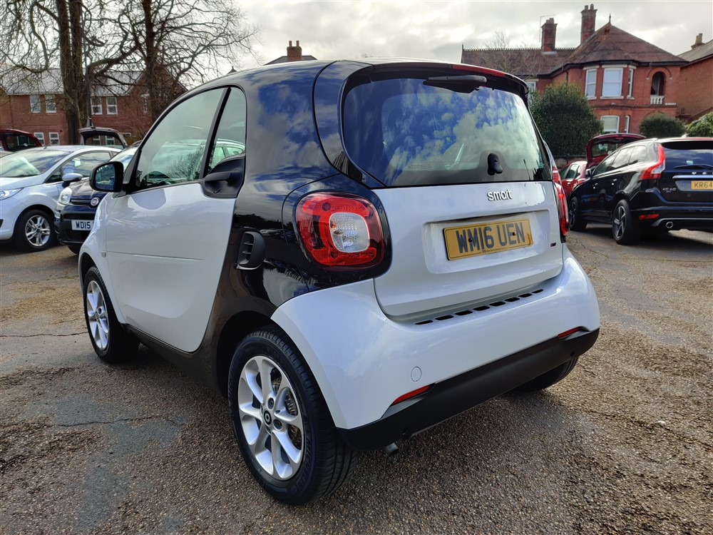 Car For Sale Smart FORTWO - WM16UEN Sixers Group Image #4