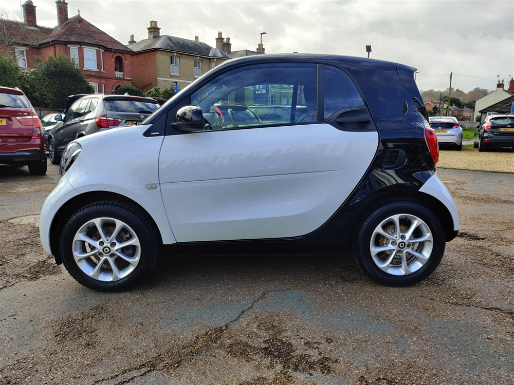 Car For Sale Smart FORTWO - WM16UEN Sixers Group Image #5
