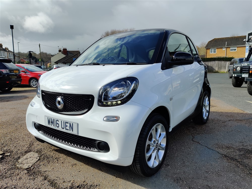 Car For Sale Smart FORTWO - WM16UEN Sixers Group Image #6