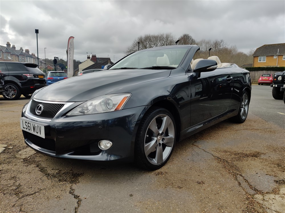 Car For Sale Lexus IS 250 - LS61WUV Sixers Group Image #6