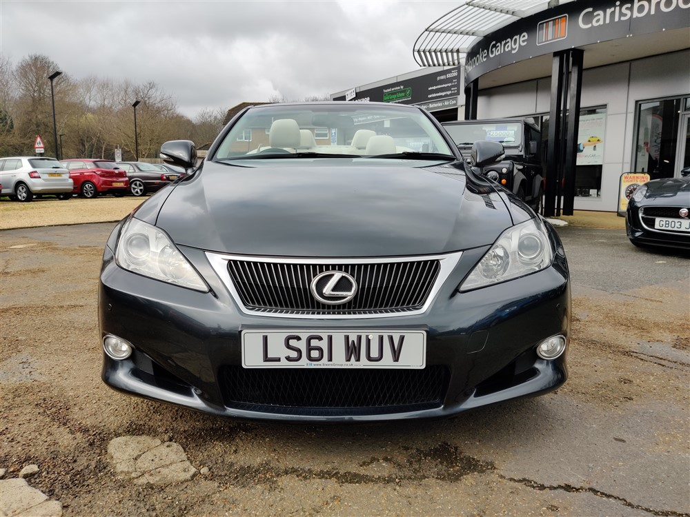 Car For Sale Lexus IS 250 - LS61WUV Sixers Group Image #7