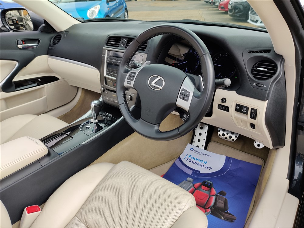 Car For Sale Lexus IS 250 - LS61WUV Sixers Group Image #8