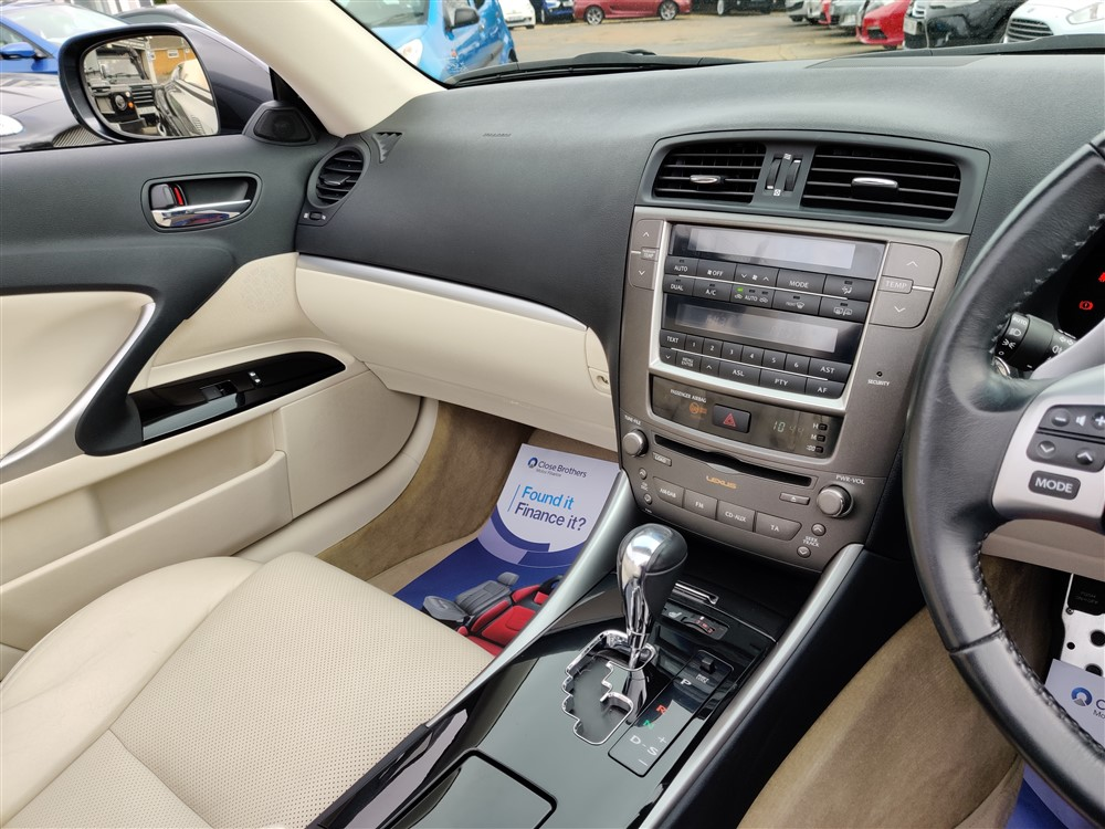 Car For Sale Lexus IS 250 - LS61WUV Sixers Group Image #13