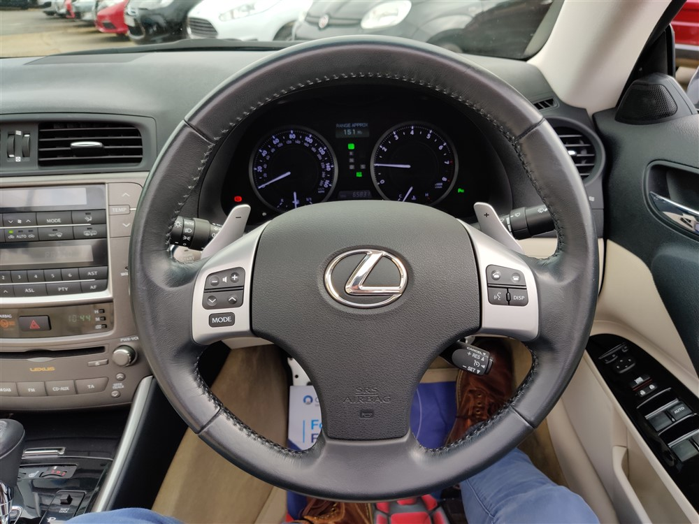 Car For Sale Lexus IS 250 - LS61WUV Sixers Group Image #14